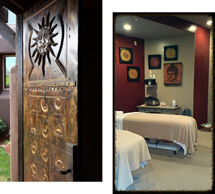 sedona spa couples massage